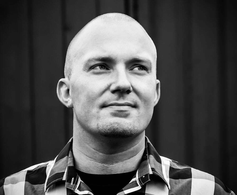 Visuel designer Christian Cortsen