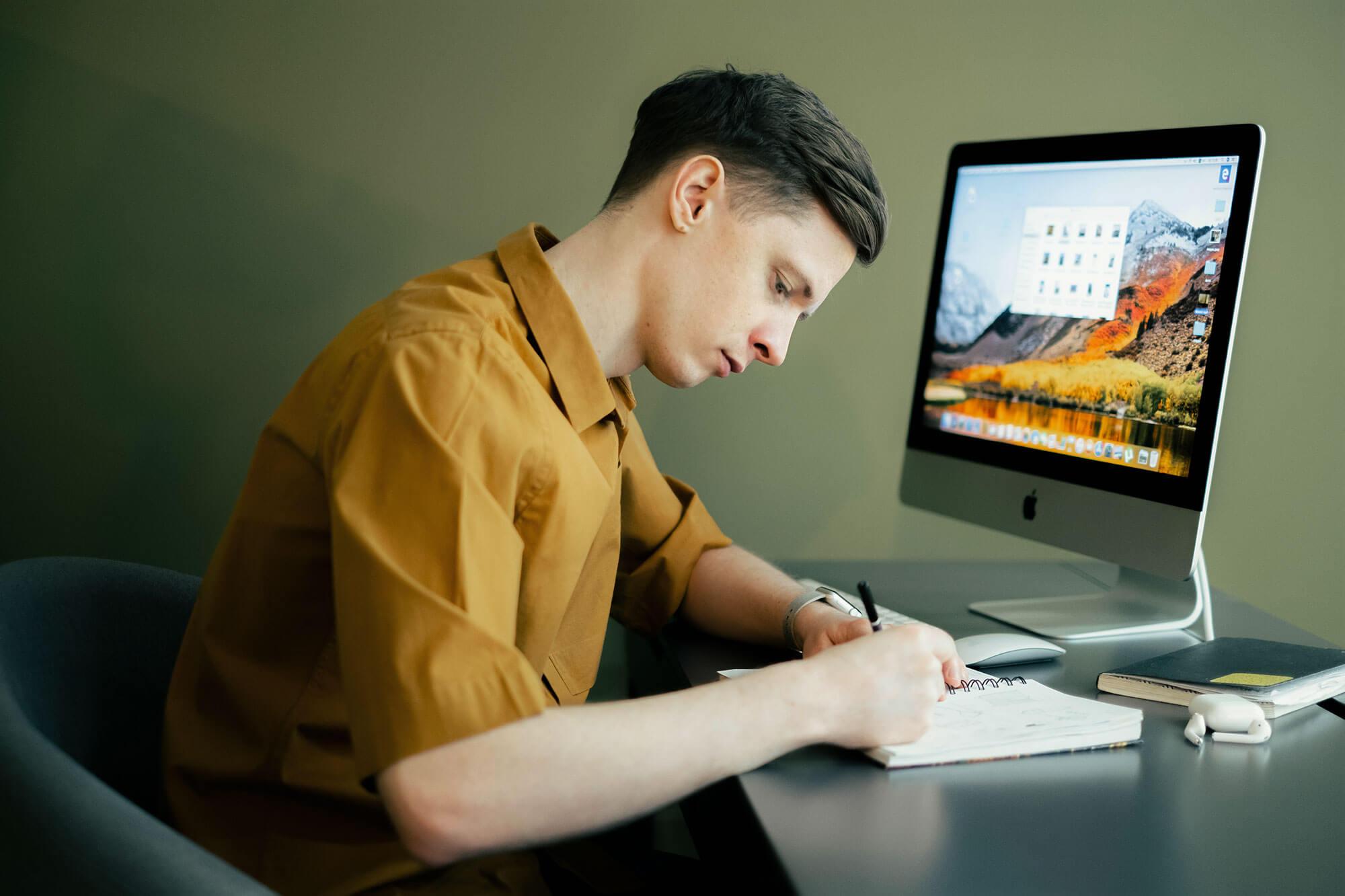 """Featured image for """"Hvordan laver man et logo?"""""""
