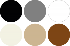 Neutrale farver