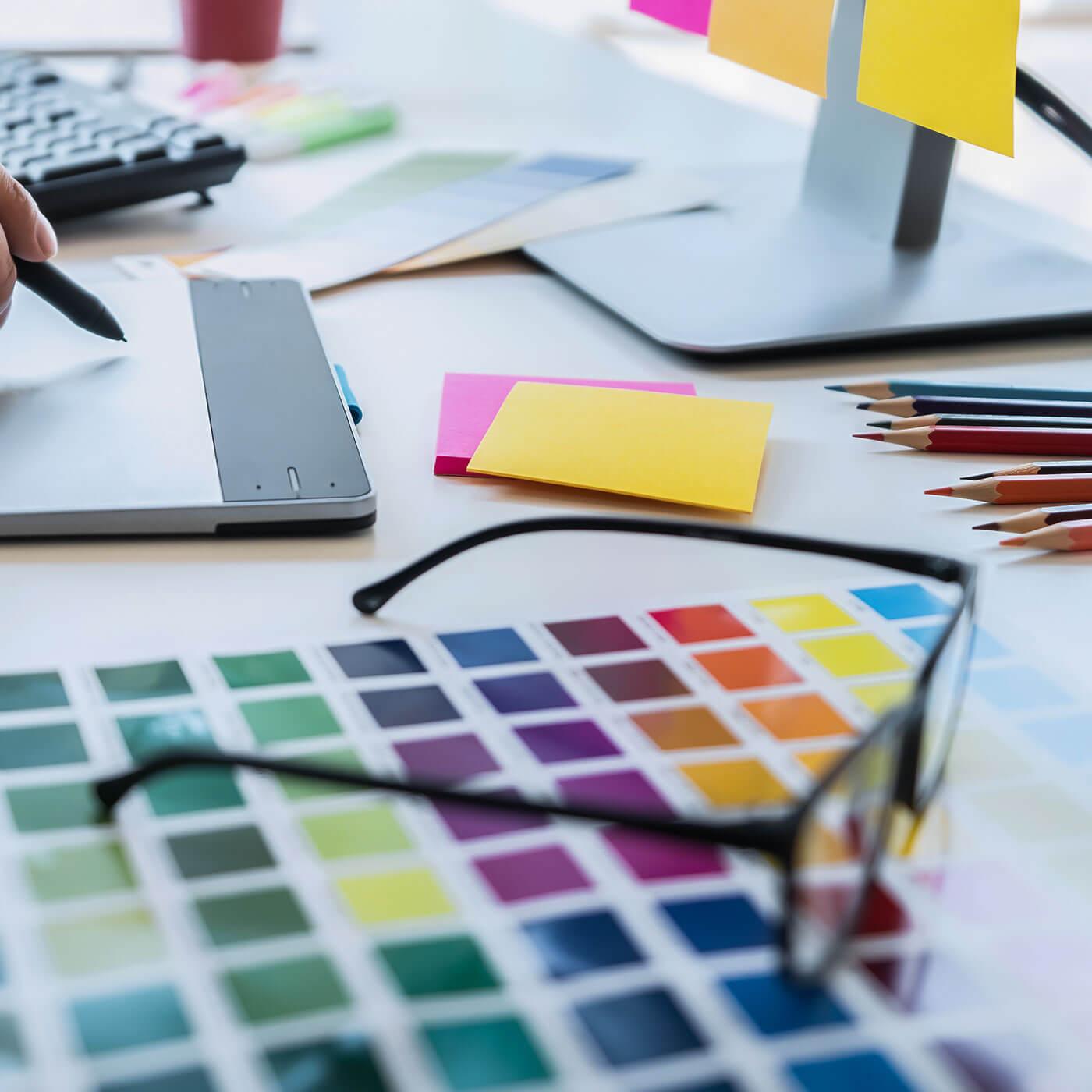 Processen i udarbejdelse af designmanual